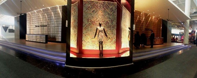 Empera Halı, Domotex Fuarı'nda Büyük İlgi Gördü