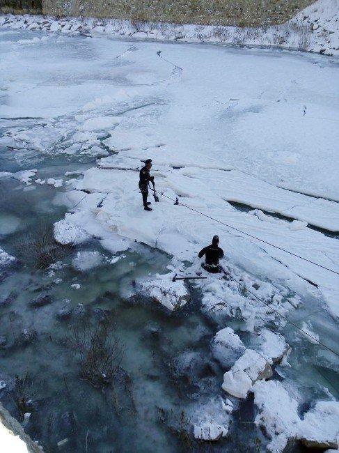 Çoruh Nehri'ne Düşen Çocuk Aranıyor