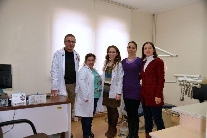 Esentepe Sağlık Merkezi'nde Diş Polikliniği De Hizmete Başladı