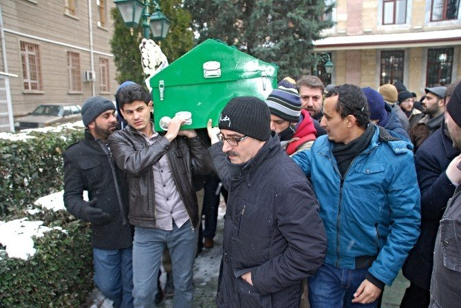 Trafik Kazası Kurbanı Suriyeli Öğrenciye Hüzünlü Veda