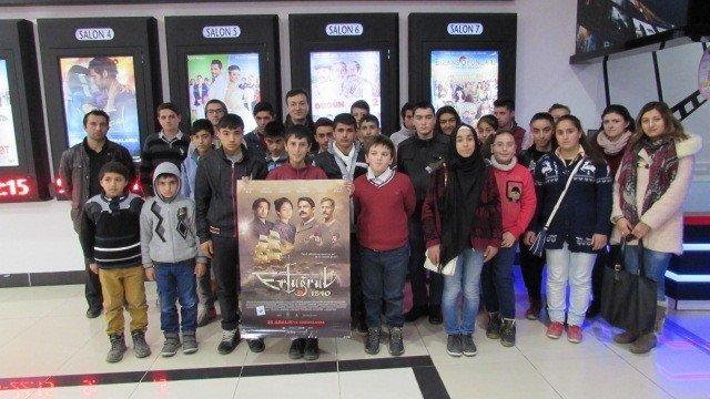 Mahmudiye İlçe Milli Eğitim Müdürlüğü'nün ''Mutlu Çocuk, Mutlu Yarın'' Projesi