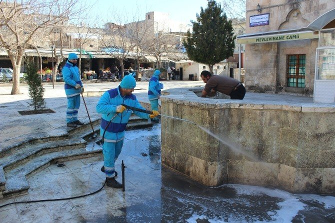 Eyyübiye Belediyesinde Talepler Anında Yerine Getiriliyor