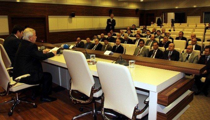 İl Koordinasyon Toplantısında En Büyük Pay Eğitime
