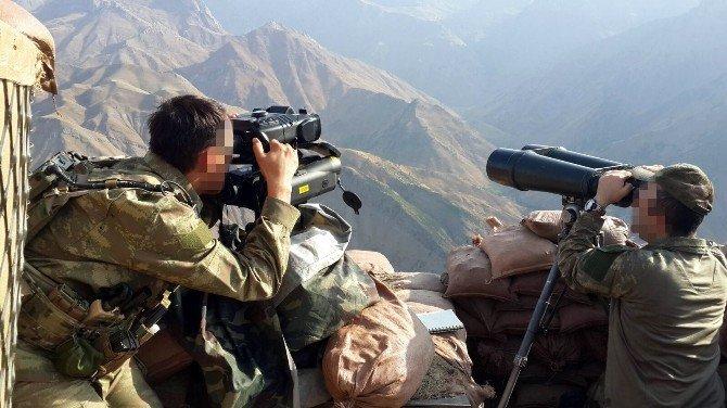 TSK'dan Bir İlk: Kahraman Askerin Yaralanma Anı Hikayeleştirildi