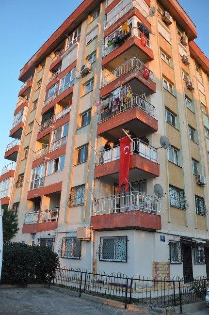 Şehit Astsubayın İzmir'deki Evinde Yas Var