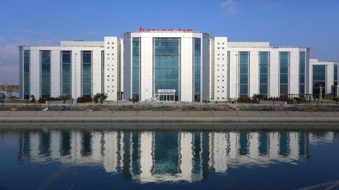 Harran Üniversitesi Araştırma Ve Uygulama Hastanesi Şubat Ayında Açılıyor