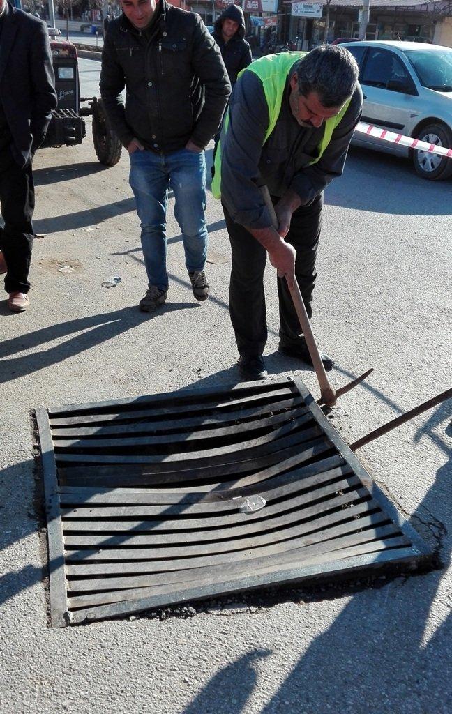 Hassa'da mazgallar yenilendi