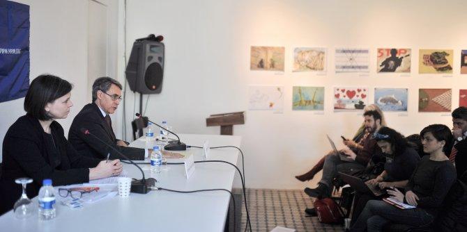 İnsan Hakları İzleme Örgütü: Muhalif medya kapatılıyorsa Türkiye'nin geleceği karanlık