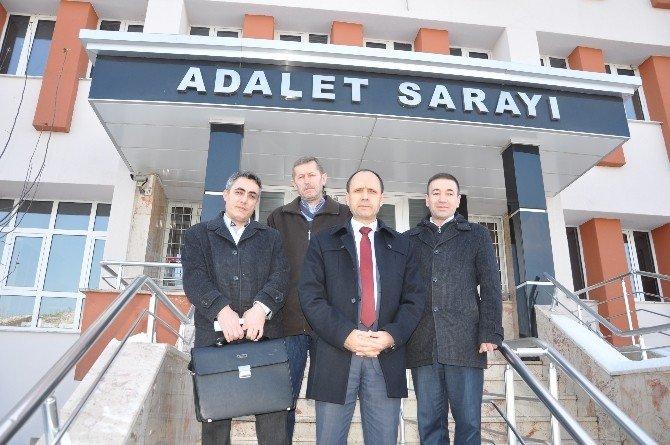 Bozüyük AK Parti'den CHP Genel Başkanı Kemal Kılıçdaroğlu'na Suç Duyurusu