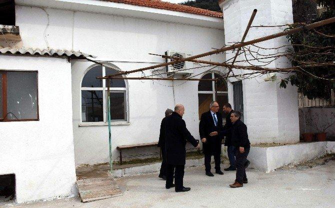 İncirliova Belediyesi Köylerde Hizmetlerini Sürdürüyor