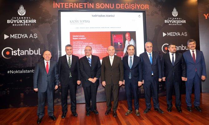 İnternete İstanbul damgası