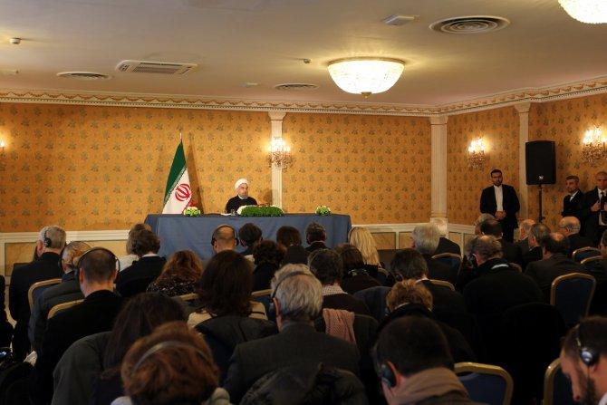 Ruhani: İlişkileri düzeltmek ABD'nin elinde