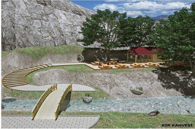 Harmankaya Kanyonu Tabiat Parkı 5 Yıllığına Kiralandı