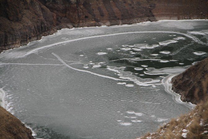 Kar Durdu, Ardahan Buz Tuttu
