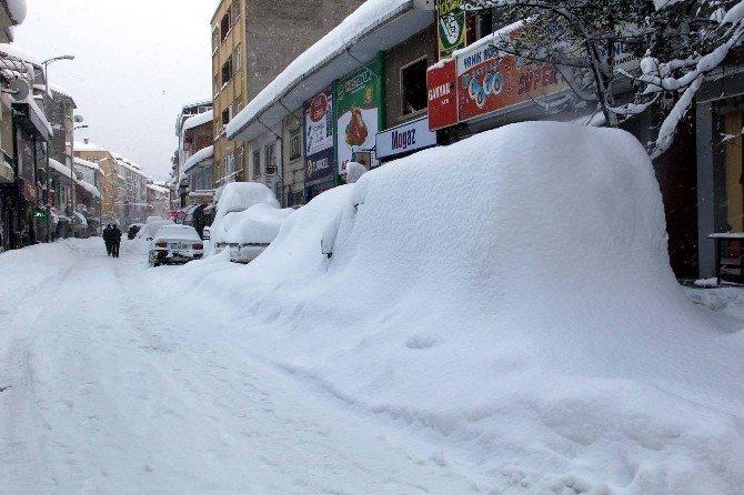 Kastamonu'nun Karla İmtihanı