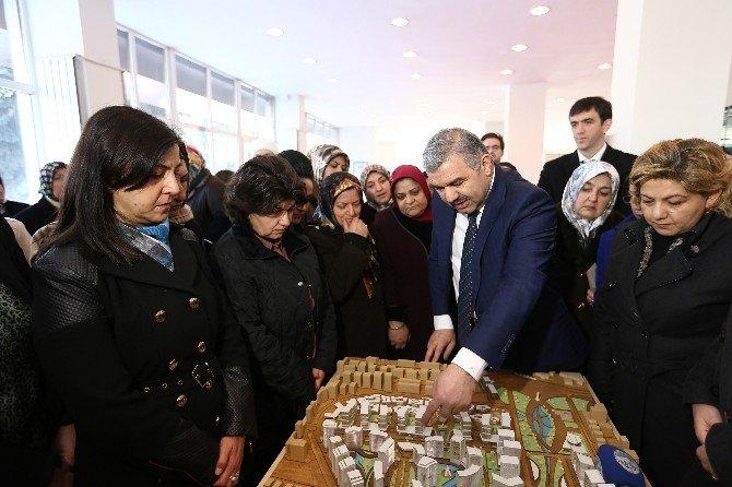 Başkan Çelik, Sahabiye'yi Anlattı