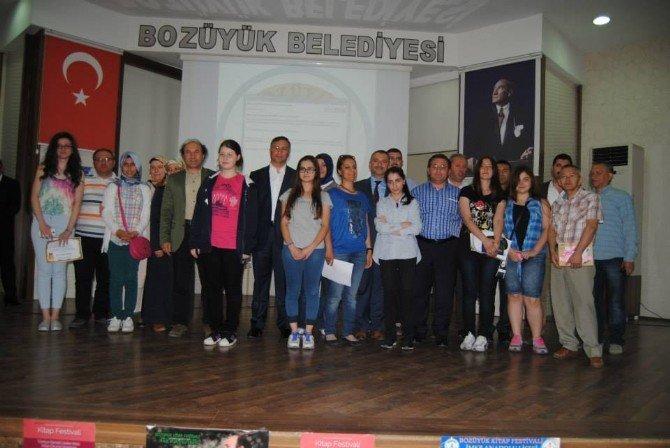 Bozüyük'te Geleneksel Kitap Okuma Festivaline Başvurular Başladı