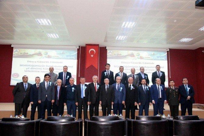 Kütahya Gümrük Müdürlüğü Kuruluşunun 1'nci Yılını Kutladı