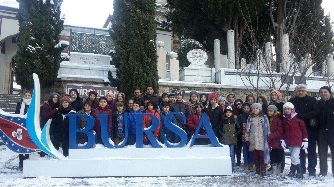 My Kolej'den Bursa Gezisi