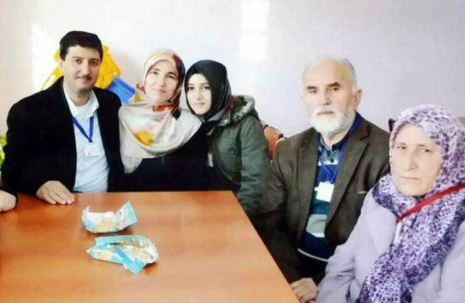 Dört kız annesi, tutuklu ev hanımından Sare Davutoğlu'na mektup