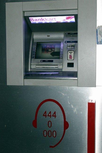 Akıl Almaz Bankamatik Dolandırıcılığı