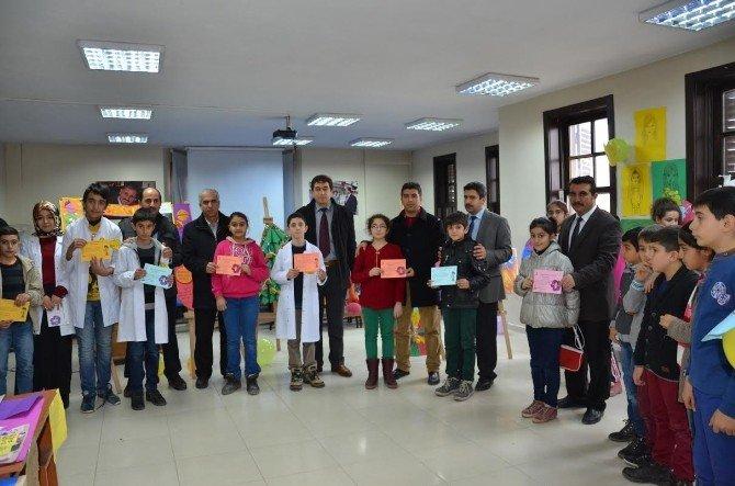 Fen Ve Teknoloji Sergisi Açıldı