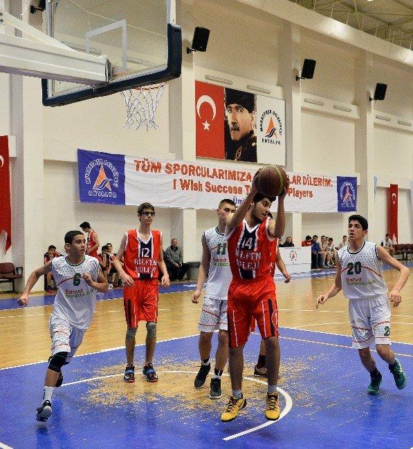 Milli Basketçi Aydın Örs, Muratpaşa Cup'ta