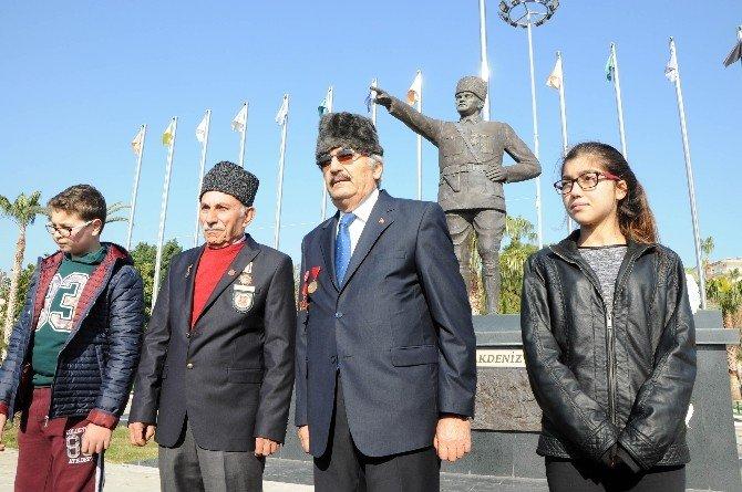 Atatürk'ün Erdemli Ziyaretinin 91. Yıl Dönümü