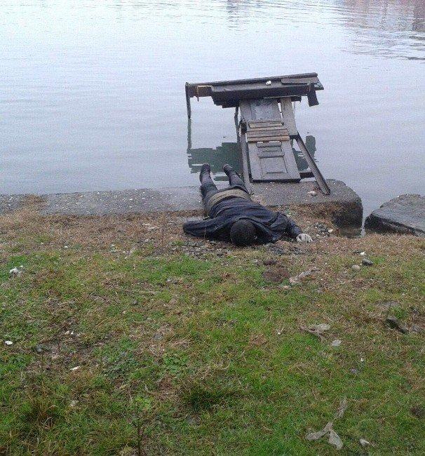 Abhazya'da Kayıp Türk Balıkçının Cesedine Ulaşıldı