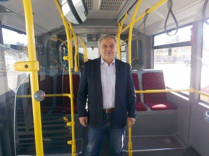 Isparta'da Halk Otobüslerine Yaşlıların Ücretsiz Binişine Sınırlama Geliyor