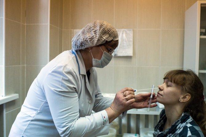 Rusya griple boğuşuyor; 50'den fazla kişi öldü