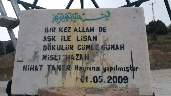 Sarıcakaya'da Mahalle Çeşmelerine Bakım Ve Onarım