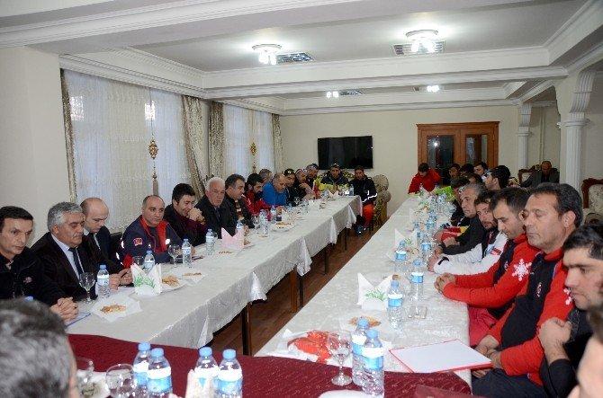 Sarıkamış'ta Kış Turizmi Masaya Yatırıldı