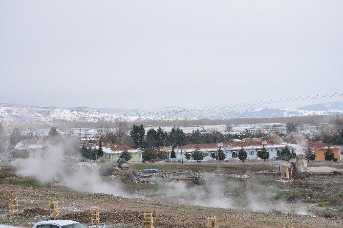 Simav Eynal Kaplıcaları'nda Turizm Patlaması
