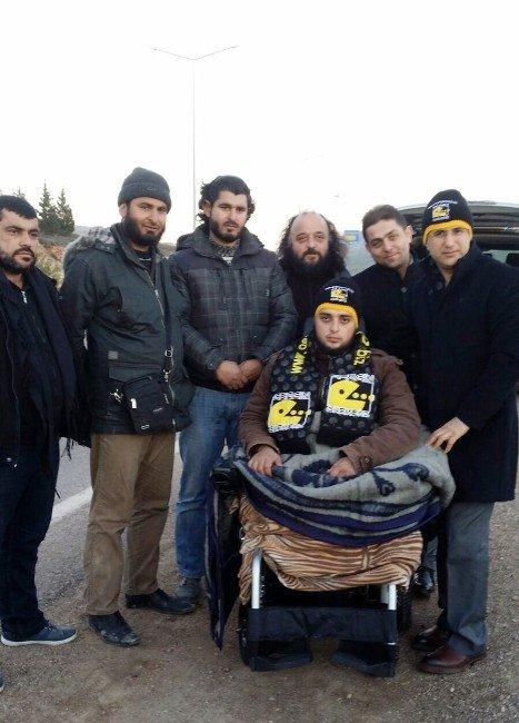 Türkmen Gence Akülü Araba
