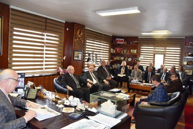Milli Takımlar Kamp Tesisinin Marmara Ereğlisine Yapılması Planlanıyor