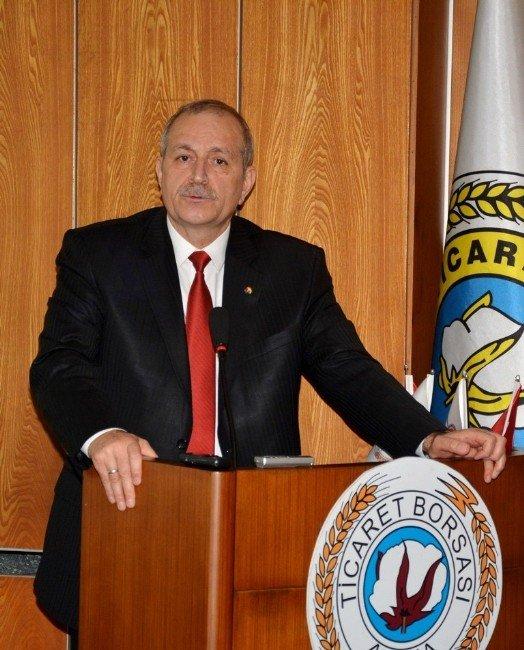 """ATB Başkanı Bilgiç: """"Toparlanma Ümidimizi Koruyoruz"""""""