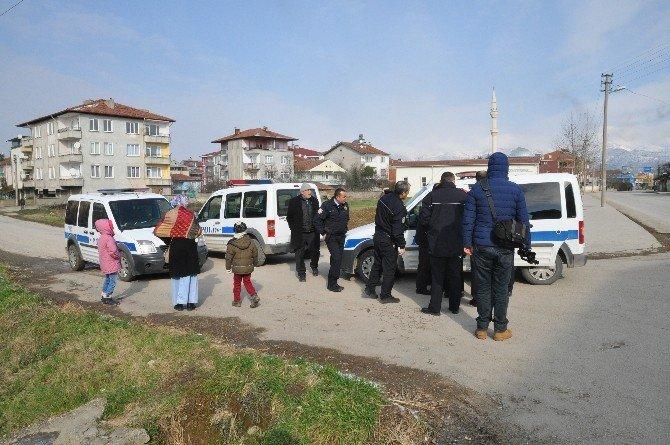 Kayıp Çocukların Erbaa'da Görüldüğü İhbarı Polisi Alarma Geçirdi
