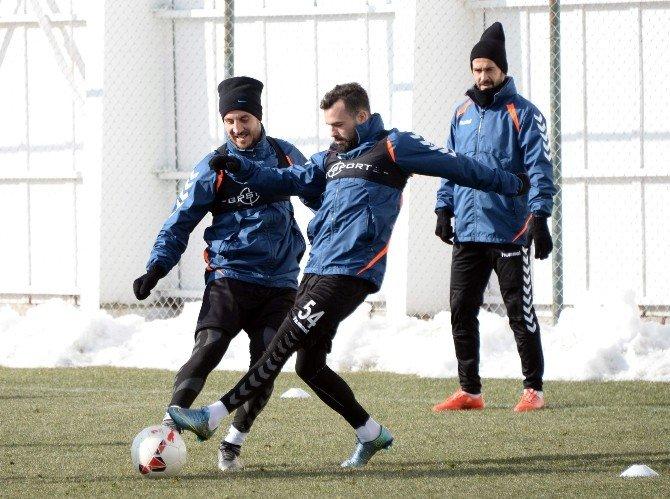 Torku Konyaspor, Antalyaspor Maçı Hazırlıklarına Başladı