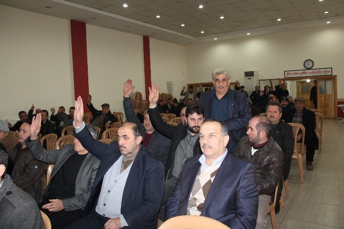 Tosya Esnaf Kefalet Kooperatifi Genel Kurul Toplantısı Yaptı