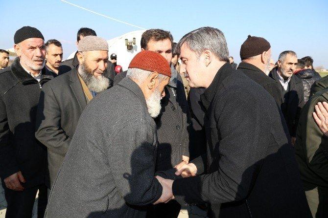 Turgutlu'nun Şehidi Ali Şahin Dualarla Anıldı