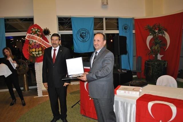 Türk Ocağı Kuşadası Şubesi Genel Kurulu Yapıldı