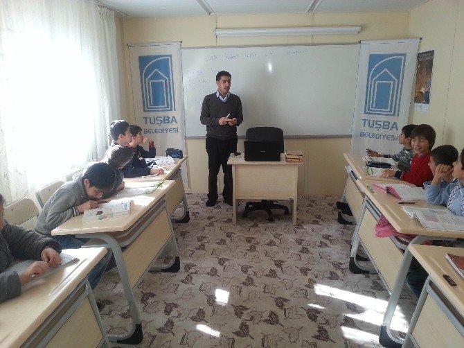 Tuşba Belediyesi'nden Eğitime Destek