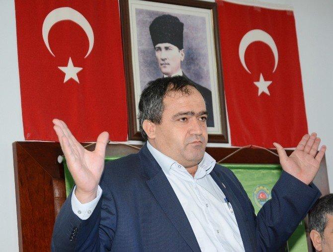 Aksaray'da Çiftçilere Eğitim Verildi