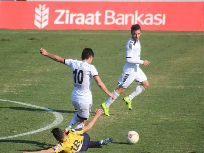 Bucaspor, Aydın'ı yenip iki Süper Lig takımını geride bıraktı