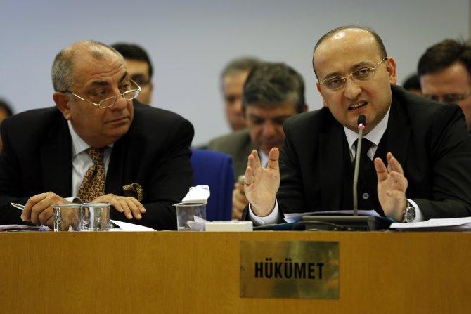 Başbakan Yardımcısı Akdoğan: Dolmabahçe'de bir mutabakat sağlandığı yok