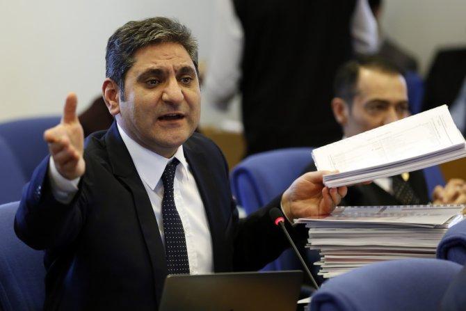 Bütçe komisyonunda milletvekilleri arasında 'elemanlarınız' gerginliği