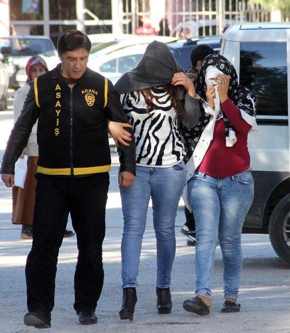Cinsel İlişki Vaadiyle Dolandırıcılık Yapan İki Kadın Yakalandı