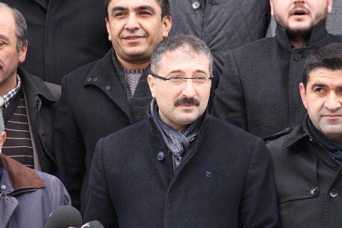 AK Parti Teşkilatlarından CHP Lideri Hakkında Suç Duyurusu