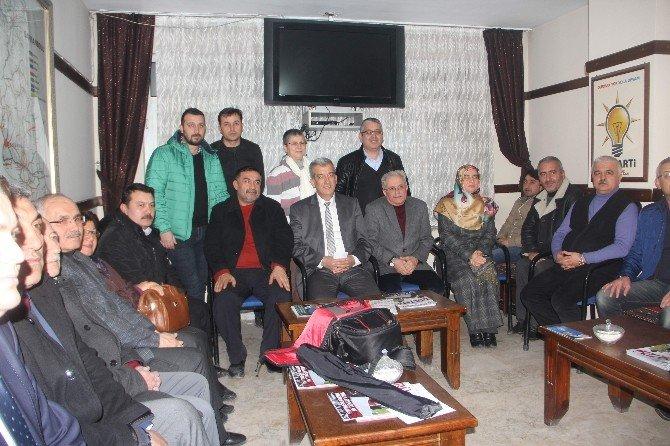 AK Parti Safranbolu İlçe Yönetimi İstifa Etti